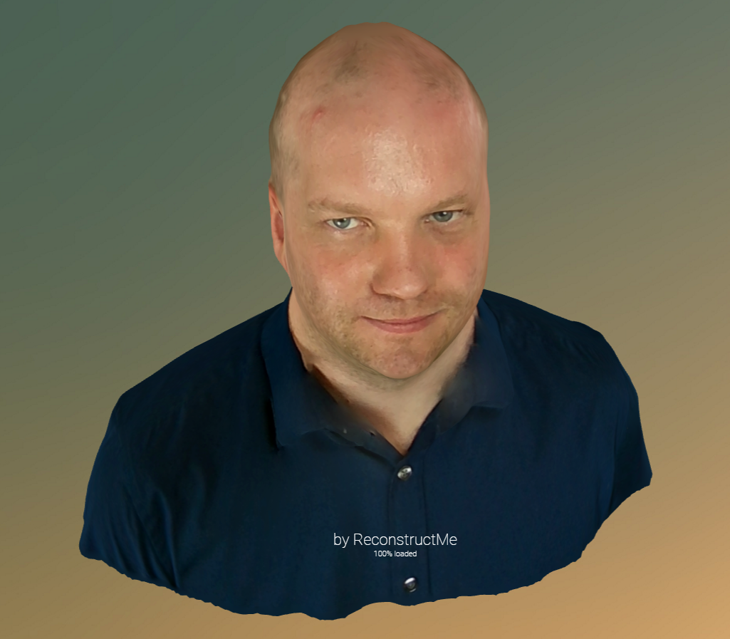 Blog | ReconstructMe | Real Time 3D Scanning Software